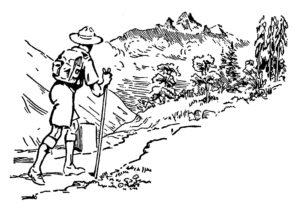 Clan > Route di Pasqua